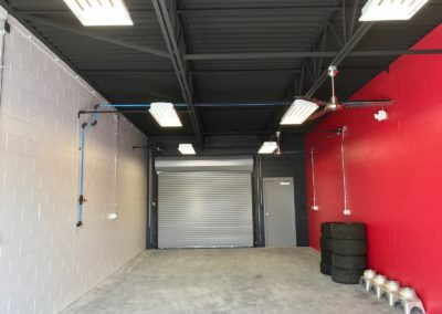 Leased Garage